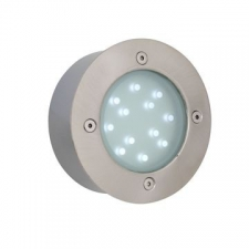 Eurolux - Bricklight LED light round Silver