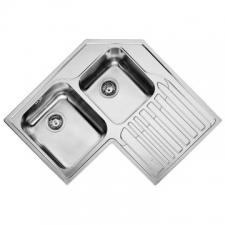 Franke (Kitchen Systems) - Studio - Sinks - Drop-In - Stainless Steel