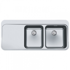 Franke (Kitchen Systems) - Sinos - Sinks - Drop-In - Stainless Steel