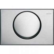 Geberit - Mambo - Actuator Plates - Single Flush - Stainless Steel