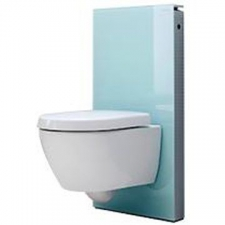 Geberit - Monolith - Cisterns - Monolith - Mint Glass