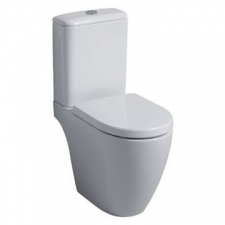 Geberit - Icon - Toilets - Close-Coupled - White