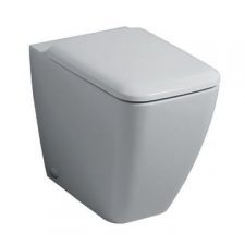 Geberit - Icon - Toilets - Back-To-Wall - White