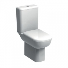 Geberit - Smyle - Toilets - Close-Coupled - White