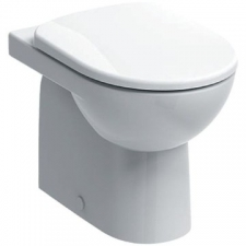 Geberit - Abalona - Toilets - Back-To-Wall - White