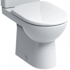 Geberit - Abalona - Toilets - Close-Coupled - White