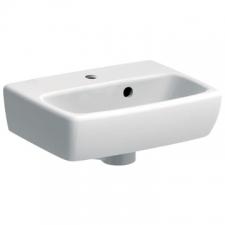 Geberit - Abalona - Basins - Wall-Hung - White