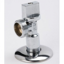 Gio Plumbing - ISM - Valves - Angle Valves - Chrome Plated