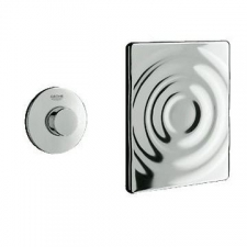 Grohe - Actuator Plates - Single Flush - Chrome