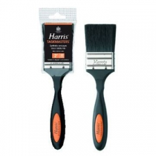 Harris - Taskmasters - Paint Brushes & Accessories - Paint Brushes - Black/Orange