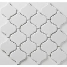Kirk Mosaics - 5mm Porcelain Mosaics - Tiles - Mosaics - Gloss White