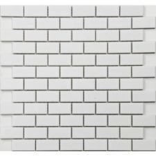 Kirk Mosaics - 5mm Porcelain Mosaics - Tiles - Mosaics - Matt White
