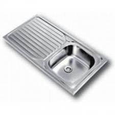 Kwikot - Standard - Sinks - Sit-On - Stainless Steel