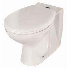 Lecico - Atlas - Toilets - Back-To-Wall - White