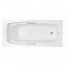Libra (Sanitaryware) - San Michelle 1700 - Baths - Built-In - White
