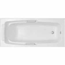 Libra (Sanitaryware) - San Michelle - Baths - Built-In - White