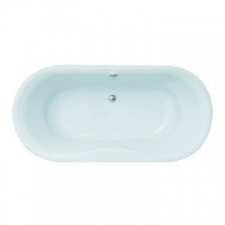 Libra (Sanitaryware) - Xtacy - Baths - Built-In - White