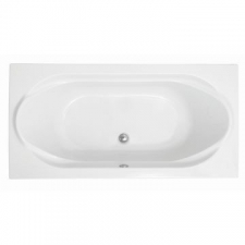 Libra (Sanitaryware) - Passion - Baths - Built-In - White