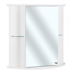 Casso - Impact - Bathroom Furniture - Mirror Cabinets - White