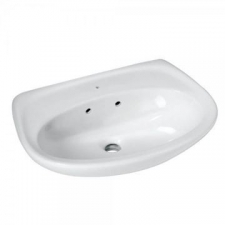 MacNeil -  - Basins - Wall-Hung - White