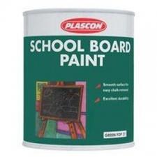 Plascon School Board Paint Black 500ml