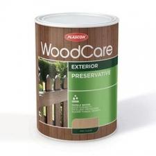 Plascon W/Care Wood Pres Suede Teak 5L