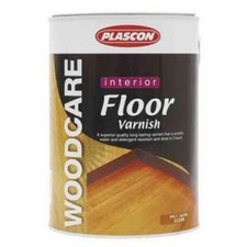 Plascon W/Care Floor Varnish Suede Clear 5L