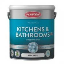 Plascon Kitchen&Bathroom Matt T/B Pastel 2.5L
