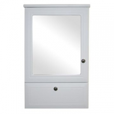 Denver - Pantheon Lisel - Vanities - Mirror Cabinets - White