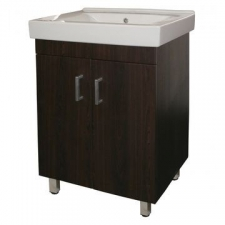 Denver - Andrea - Vanities - Basin Cabinets - Walnut