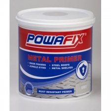 Powafix -  - Paint - Primers - Grey