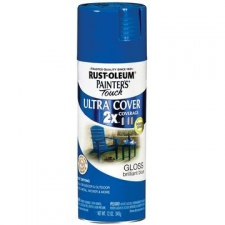 Rust-Oleum - Painters Touch - Paint - Spray Paint - Blue