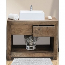 Styleline - Moldova - Bathroom Furniture - Vanities - Oak