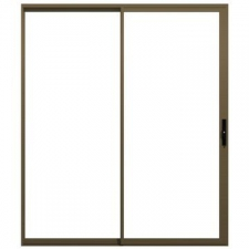 Swartland -  - Doors - Entrance Door - Bronze