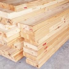 Thesen Sawmilling - Timber - Structural Timber - Laminated Beams - Natural
