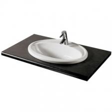 Vaal Sanitaryware - Cameo - Basins - Drop-In - White
