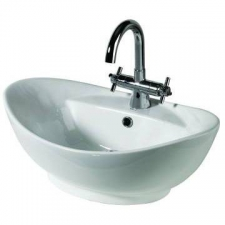 Vaal Sanitaryware - Swift - Basins - Countertop - White