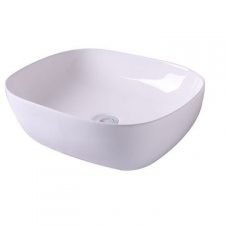 Vaal Sanitaryware - HR Symmetry - Basins - Countertop - White