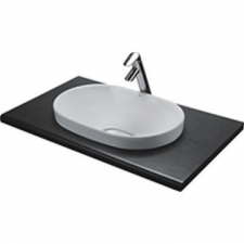 Vaal Sanitaryware - Zircon Art - Basins - Drop-In - White