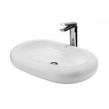 Vaal Sanitaryware - Perla - Basins - Countertop - White