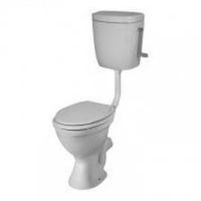 Vaal Sanitaryware - Protea Paraplegic Suite - Toilets - Paraplegic - White