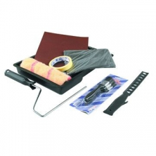 Academy Brushware - Rollers/Refills & Sets - Paint Brushes & Accessories - Tray Set -