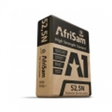 Afrisam High Strength Cement, 42,5N, Black, 50kg