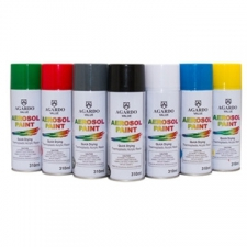 Araf Industries - Paint - Spray Paint - Pearl White