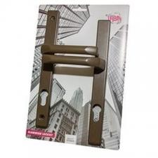 Araf Industries - Ironmongery - Door Handles - Brown
