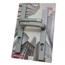 Araf Industries - Ironmongery - Door Handles - Silver
