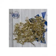 Araf Industries - Curtains, Blinds & Shutters - Curtain Accessories - Brass