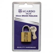 Araf Industries - Safety & Security - Padlocks - Brass