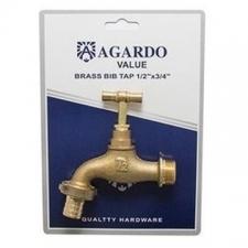 Araf Industries - Taps - Bib Taps - Brass