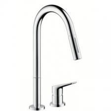 Axor - Citterio M - Taps - Sink Mixers - Chrome